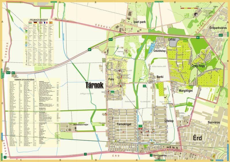 tárnok térkép Új Tárnok térkép – hirdetési lehetőség | Tárnokhír Online tárnok térkép