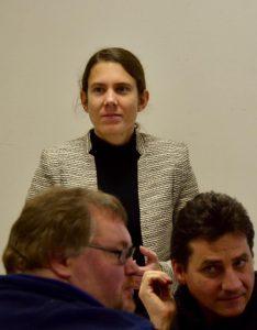Muskovics Andrea Anna néprajzkutató